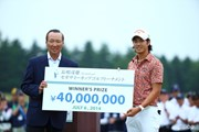 2014年 長嶋茂雄 INVITATIONAL セガサミーカップゴルフトーナメント 最終日 石川遼