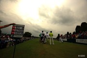 2014年 長嶋茂雄 INVITATIONAL セガサミーカップゴルフトーナメント 最終日 最終組