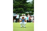 2014年 長嶋茂雄 INVITATIONAL セガサミーカップゴルフトーナメント 最終日 片岡大育