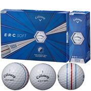 キャロウェイゴルフ ERC SOFT 19 TRIPLE TRACK ボール