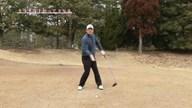 中井学のフラれるゴルフ Lesson.03 クラブは上げて下ろすだけ!?