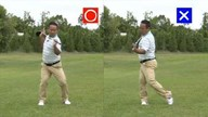 ゴルフクラブの取扱説明書 Vol.07 シャフトをうまく使って飛ばす方法