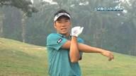 植村啓太のフィーリングゴルフ Lesson.01 「スタート前の上半身ストレッチ」