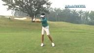 植村啓太のフィーリングゴルフ Lesson.03 「素振りのコツ!」