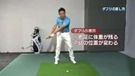 植村啓太のフィーリングゴルフ Lesson.28 ダフリをなおすカンタン練習法