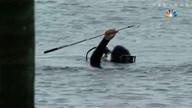 2015年 WGCキャデラック選手権 3日目 潜水士 ロリー・マキロイ