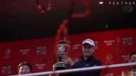 R.ノックスツアー初優勝!日本勢は下位に沈む 2015年 WGC HSBCチャンピオンズ 最終日 ハイライト
