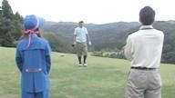 接待ゴルフ #09 バンカーでは○○を使え!