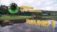 2016年 ネッドバンクゴルフチャレンジ 初日 ハイライト