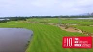 オリンピックゴルフコース Hole 10