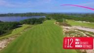 オリンピックゴルフコース Hole 12