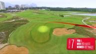 オリンピックゴルフコース Hole  7