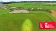 オリンピックゴルフコース Hole  8
