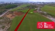 オリンピックゴルフコース Hole 15