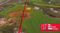 オリンピックゴルフコース Hole 17