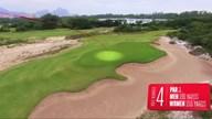 オリンピックゴルフコース Hole  4