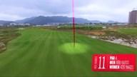 オリンピックゴルフコース Hole 11