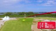 オリンピックゴルフコース Hole 14