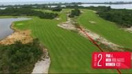 オリンピックゴルフコース Hole  2