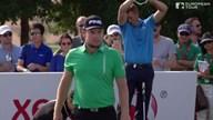 2017年 アブダビHSBCゴルフ選手権 3日目ハイライト
