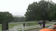2017年 ヨハネスブルグオープン 3日目 降雨サスペンデッド