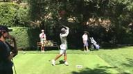 2017年 全米アマチュアゴルフ選手権 長谷川滋利