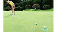 ロングパットはイメージ次第 村田理沙【女子プロ・ゴルフレスキュー】