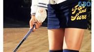 方向性を劇的アップさせる「例え手スイング」 川崎志穂【女子プロ・ゴルフレスキュー】