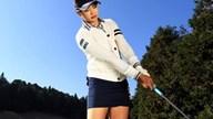 冬の薄芝はポーンと転がし対応 川崎志穂【女子プロ・ゴルフレスキュー】