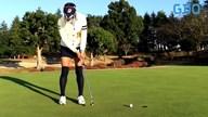 ショートパットを何度も外さないために… 川崎志穂【女子プロ・ゴルフレスキュー】