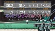 スピーダー エボリューション 6×西川みさと【クラブ試打 三者三様】