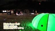 Night Snow Golf in 六甲山