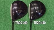 本間TR20を筒康博が試打「440と460が同じ性能」【クラブ試打 三者三様】