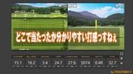 プロギア 0 ウェッジを筒康博が試打「ゴルフを教えてくれる先生」【クラブ試打 三者三様】