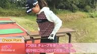 スタート前にやっておくべき即効ドリル 森美穂【女子プロ・ゴルフレスキュー】