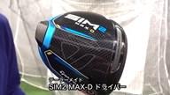 テーラーメイド SIM2 MAX-D ドライバー【試打ガチ比較】