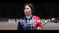 ツアーワールド GS ドライバーを西川みさとが試打「振りやすいバランス◎」【クラブ試打 三者三様】