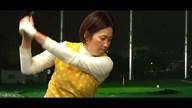レジオ フォーミュラ MB+を西川みさとが試打「走るし、粘るし」【クラブ試打 三者三様】