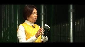 フォーティーン PC-3 アイアンを西川みさとが試打「女性向きフォーティーン」【クラブ試打 三者三様】