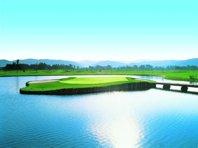 北海道・ゴルフ5カントリー美唄コース (旧アルペンGC美唄)
