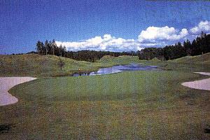 山形県・庄内ゴルフ倶楽部(マーブ月山GC)