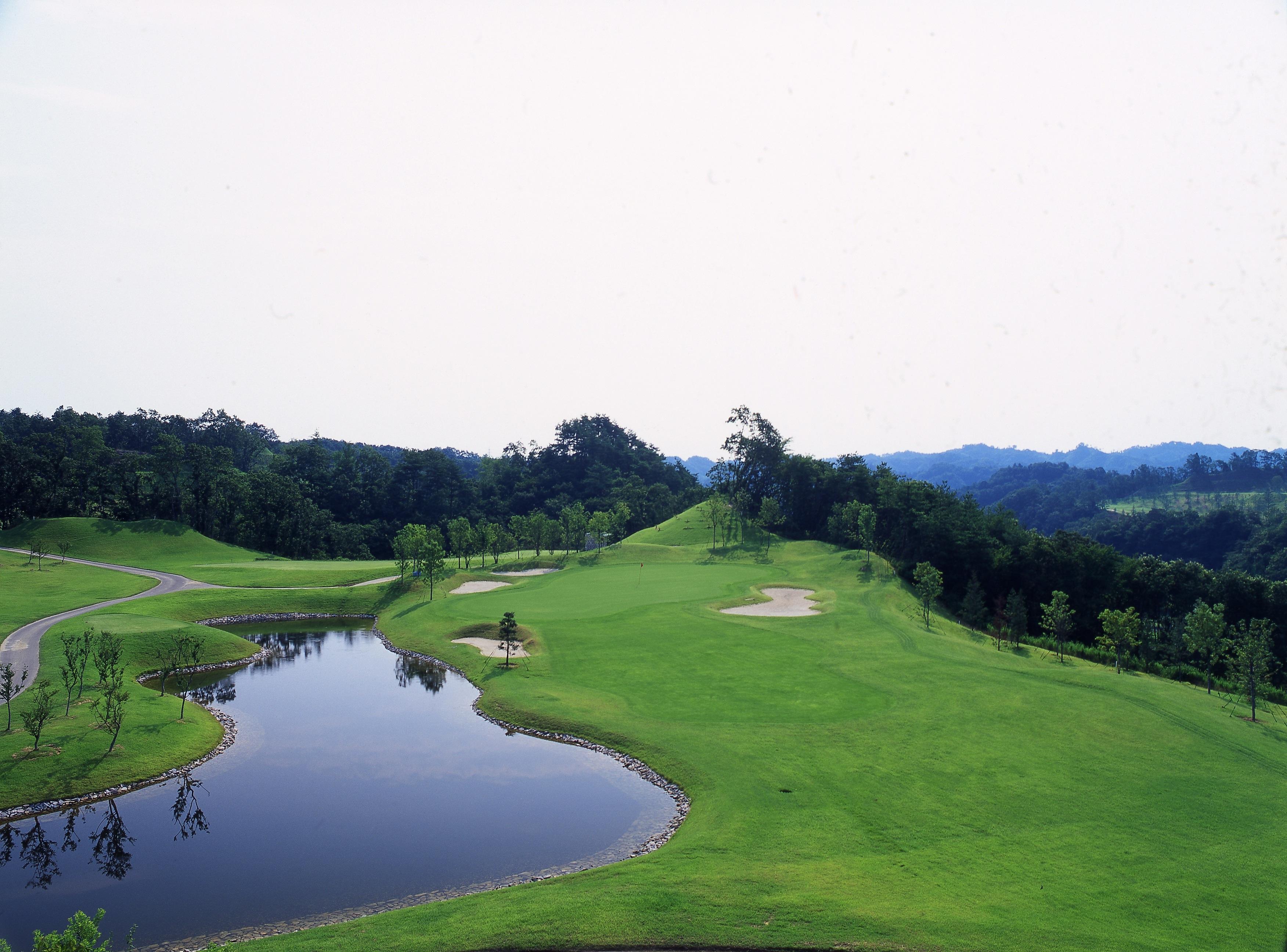 JGMサラブレッドゴルフクラブ(旧サラブレッドCC)