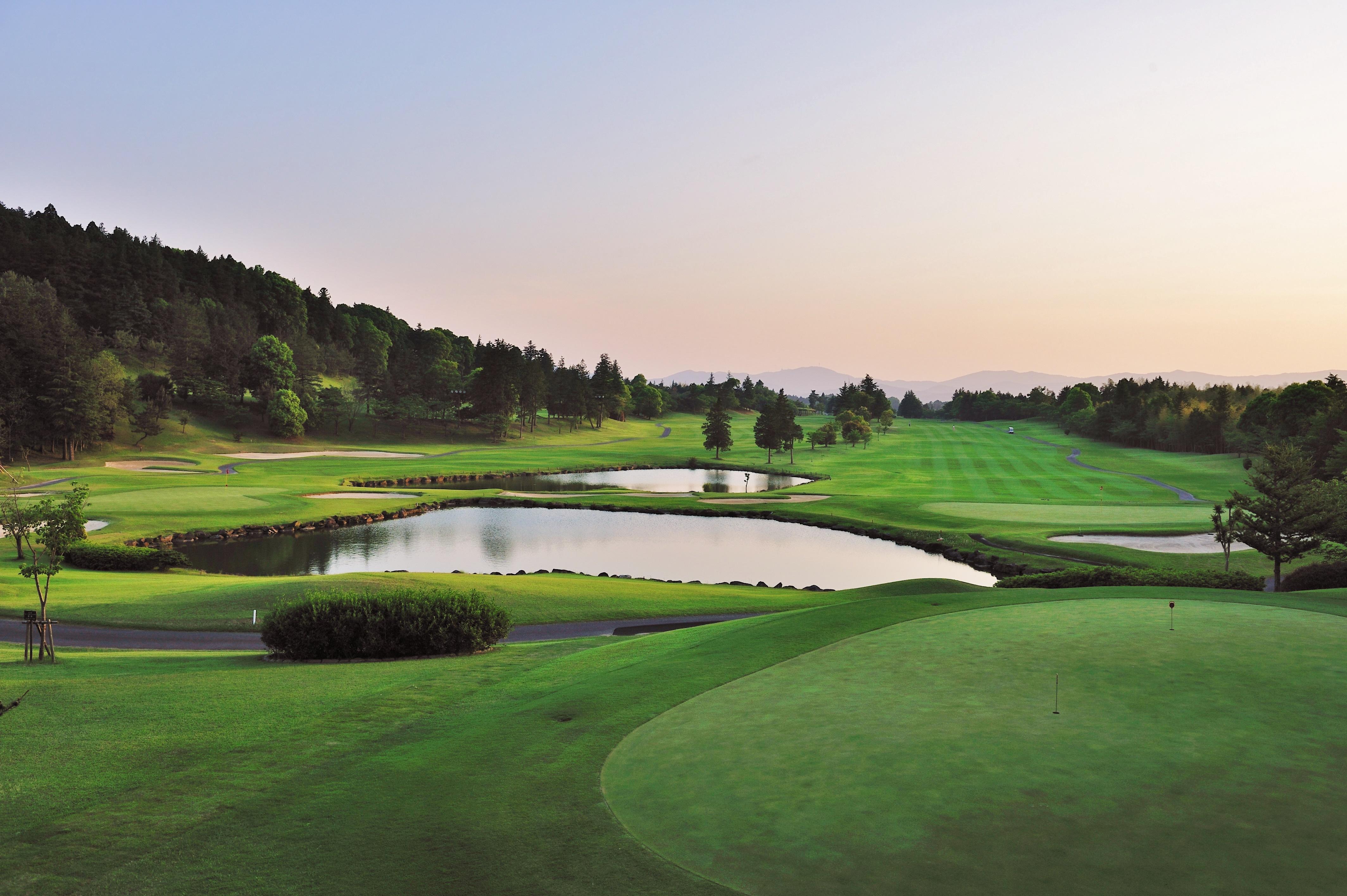 茨城県・JGMやさと石岡ゴルフクラブ(やさと国際GC)