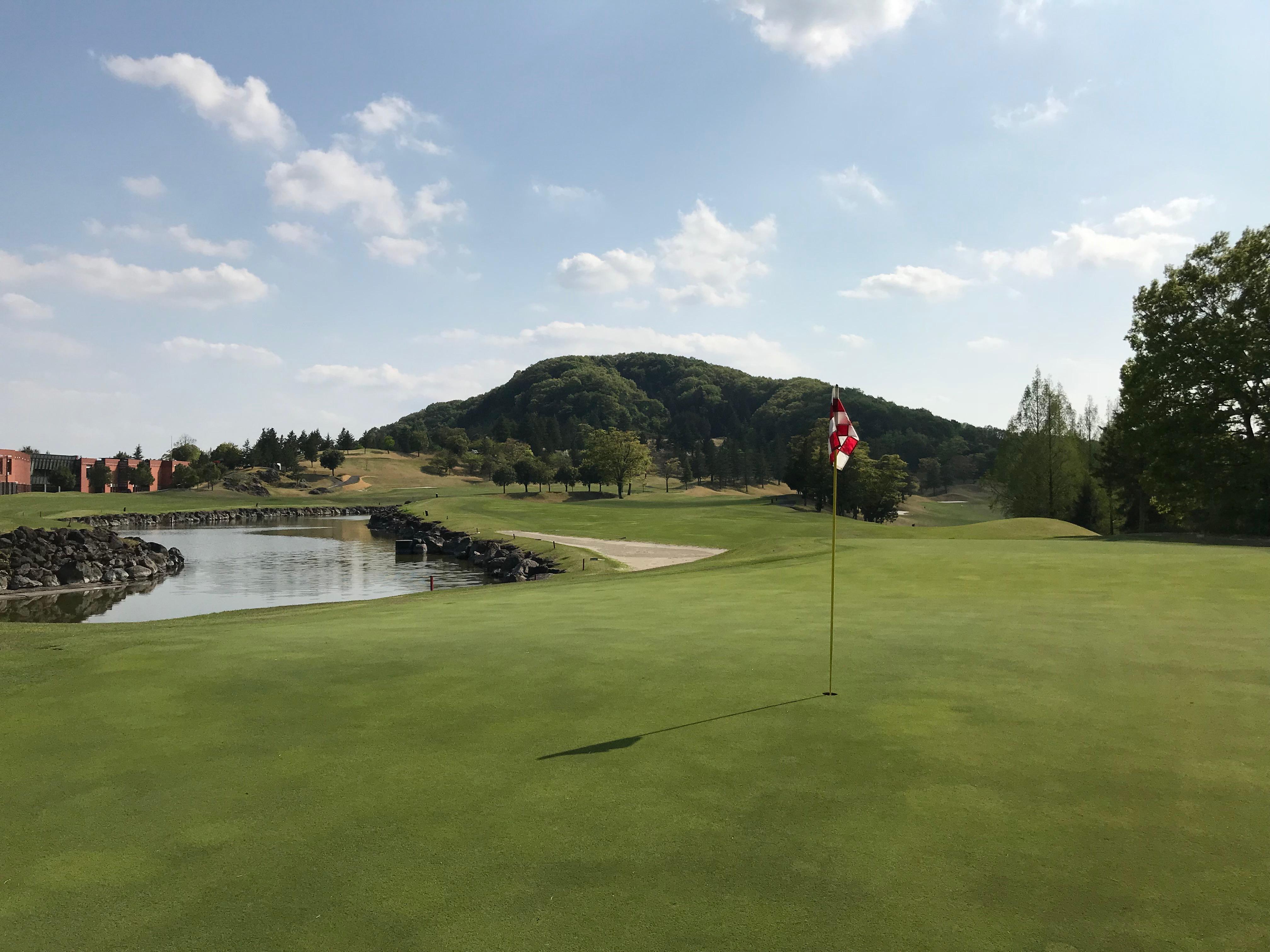 栃木県・オリムピック・スタッフ都賀ゴルフコース