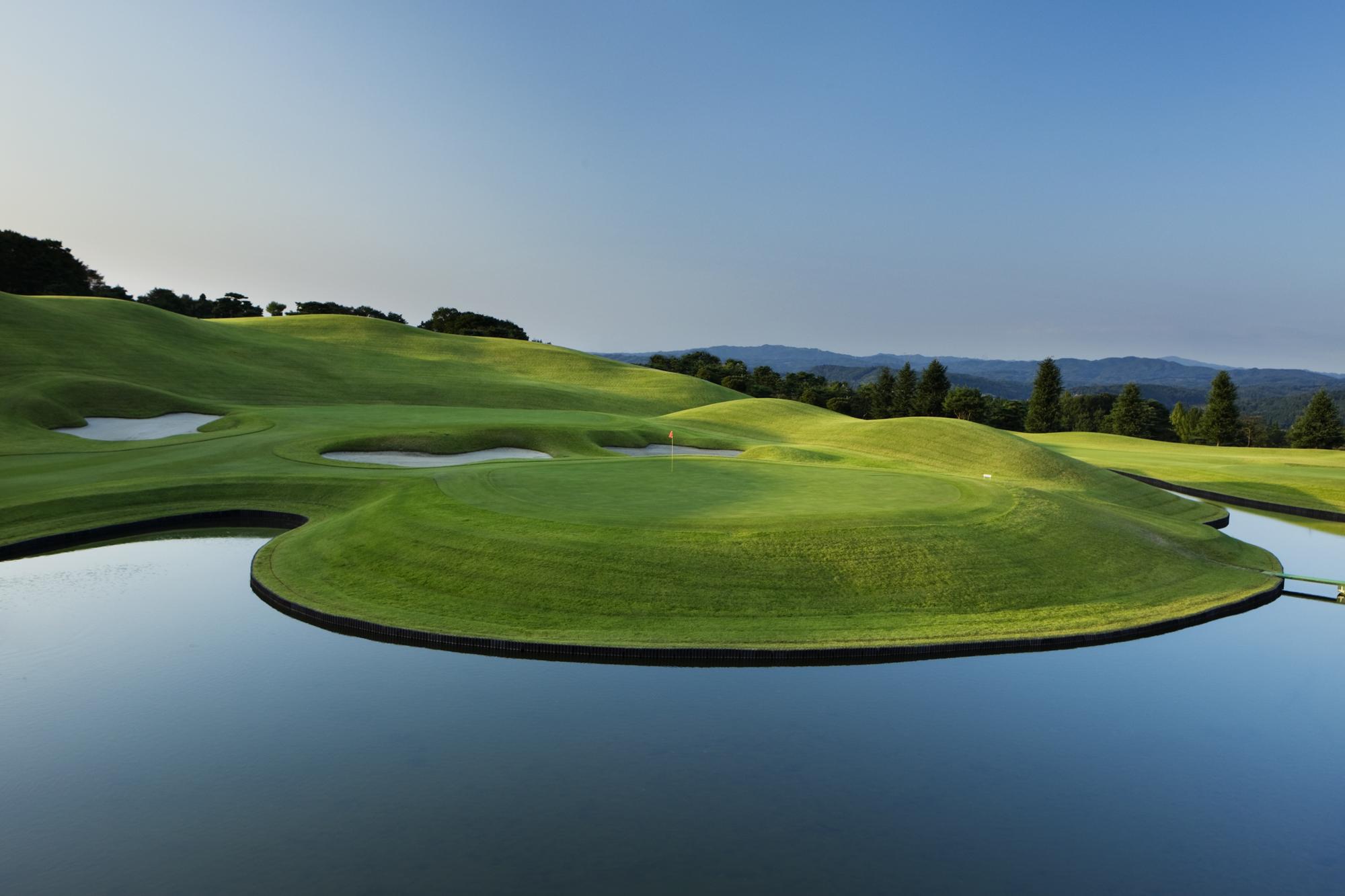 栃木県・烏山城カントリークラブ