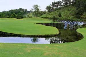 栃木県・TOCHIGI NorthHills GolfCourse 栃木ノースヒルズ(太郎門)