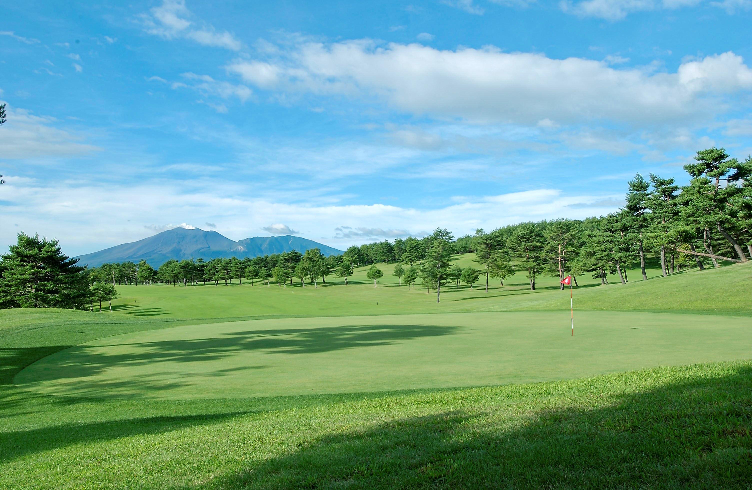 嬬恋高原ゴルフ場