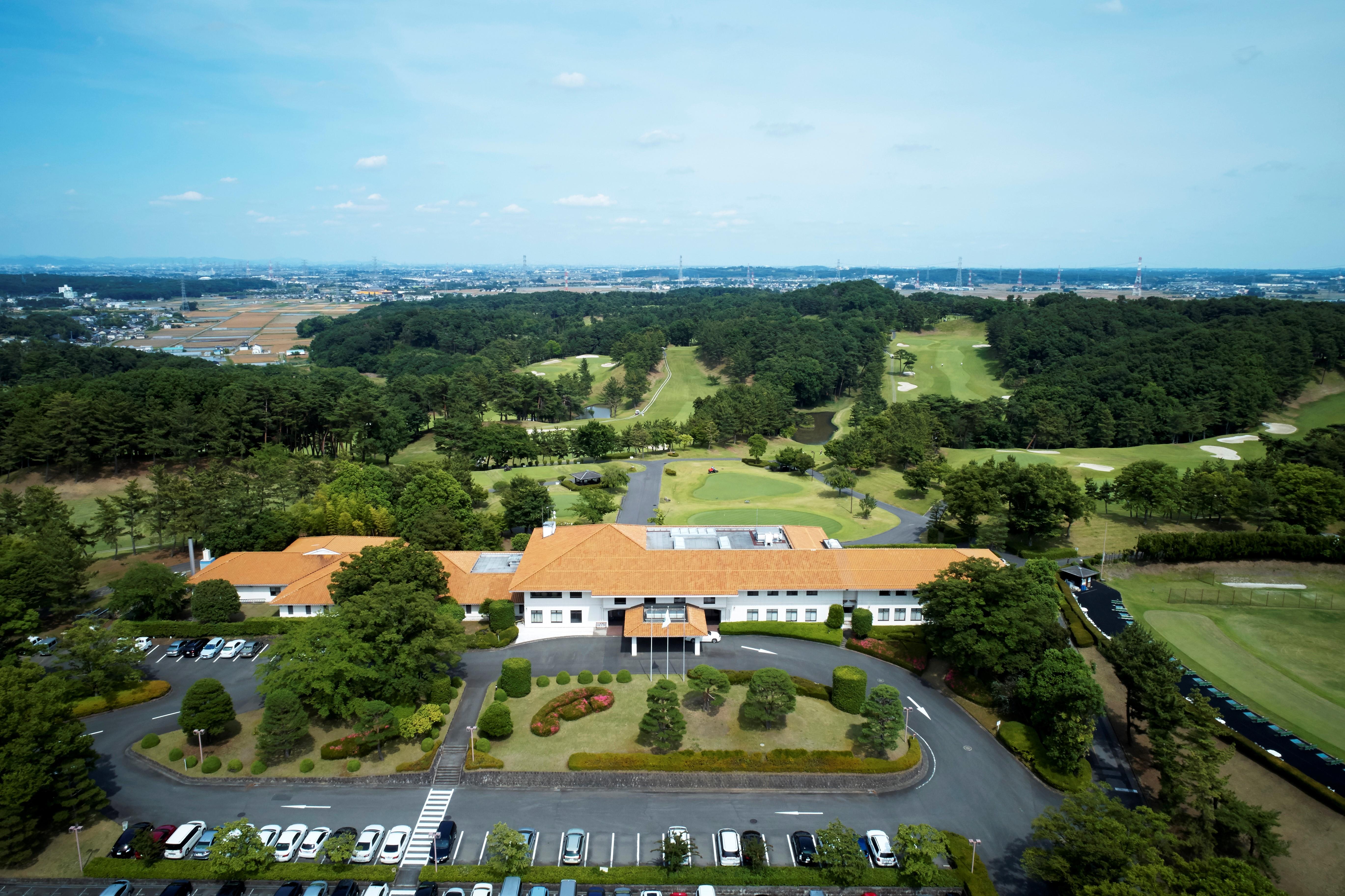 埼玉県・こだまゴルフクラブ