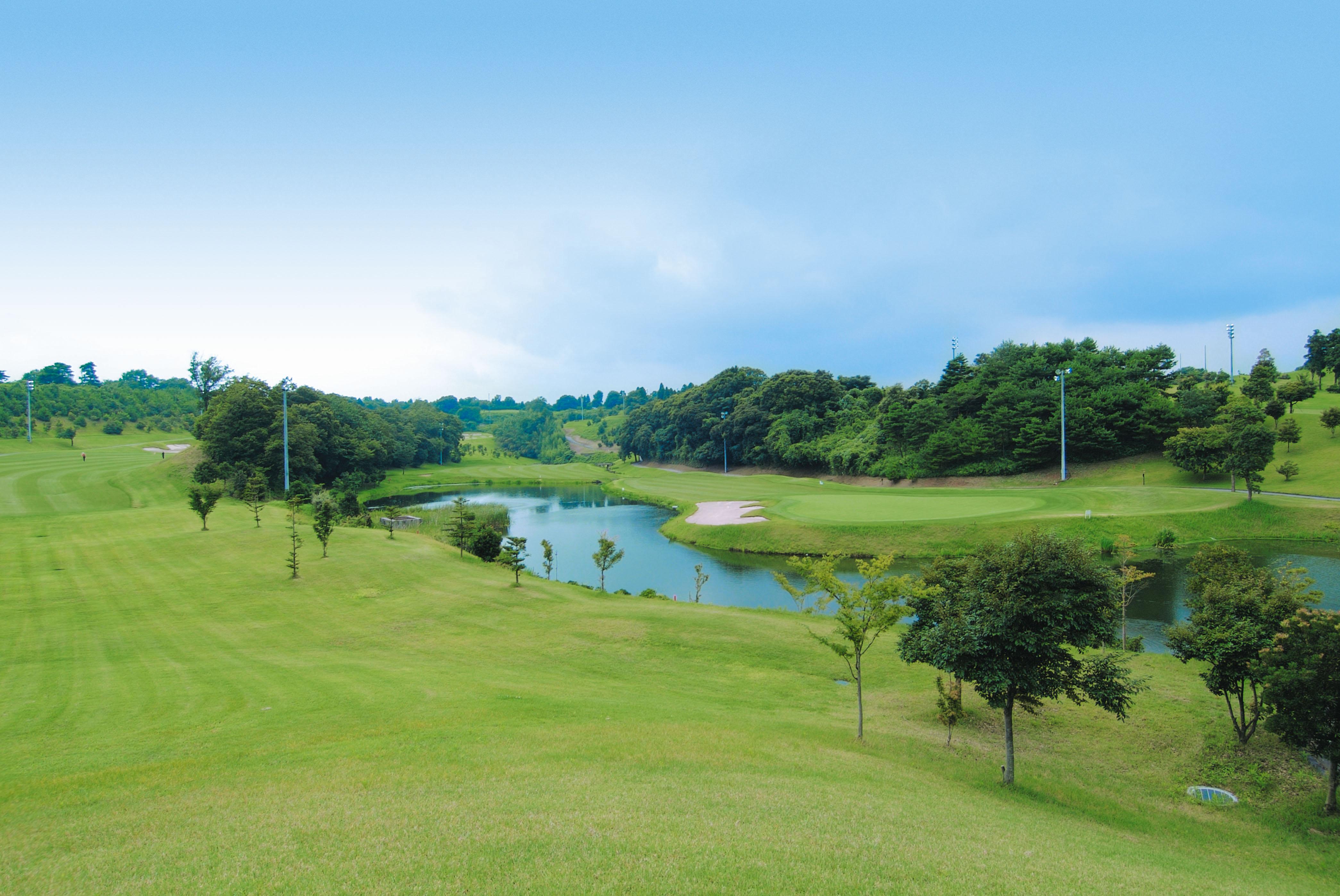 千葉県・ムーンレイクゴルフクラブ 市原コース