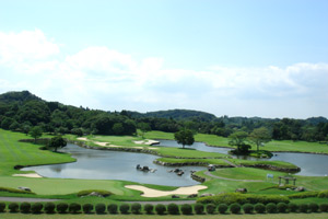 千葉県・米原ゴルフ倶楽部